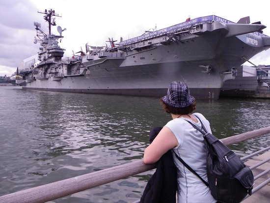 Intrepid Sea, Air & Space Museum: Intrepid Aircraft Carrier