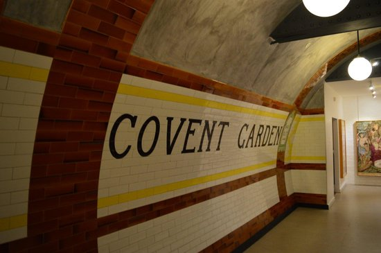 Jackfield Tile Museum: Going underground