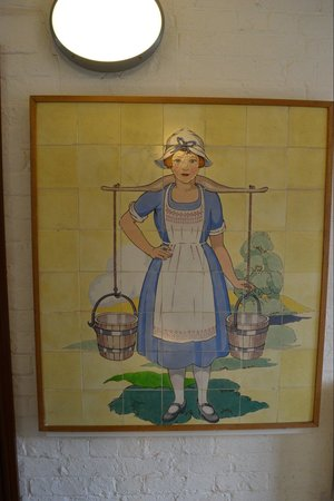 Jackfield Tile Museum: Very different