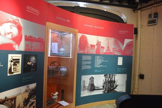 Coalbrookdale Museum of Iron: Information