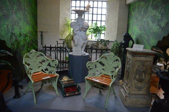Coalbrookdale Museum of Iron: Exhibits