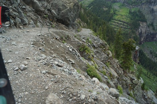 Jeep Trail Returning To Telluride Dave S Mountain Tours