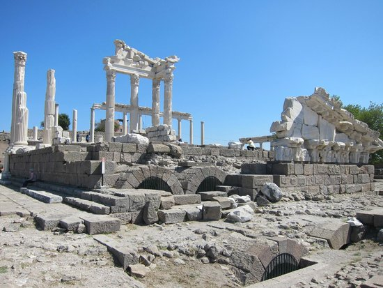 Acropolis - Picture of The Acropolis, Bergama - TripAdvisor