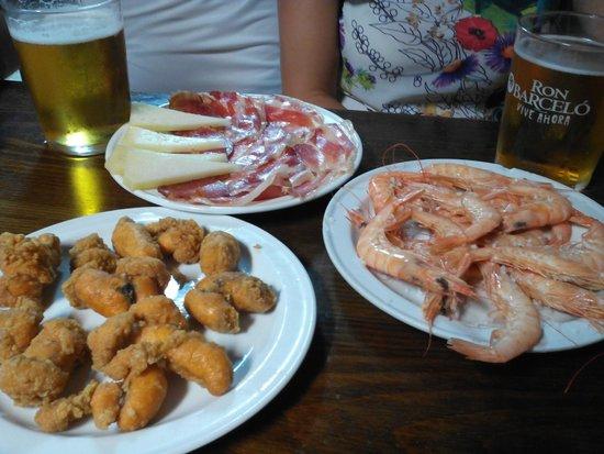 Bar Los Hermanos: platos que hay que pedir