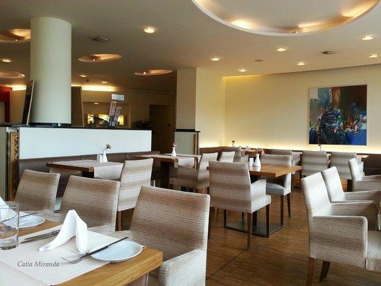 NH Prague City: Restaurante Costa Praga