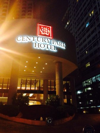 Century Park Hotel: Fantastic Hotel & lovely staff