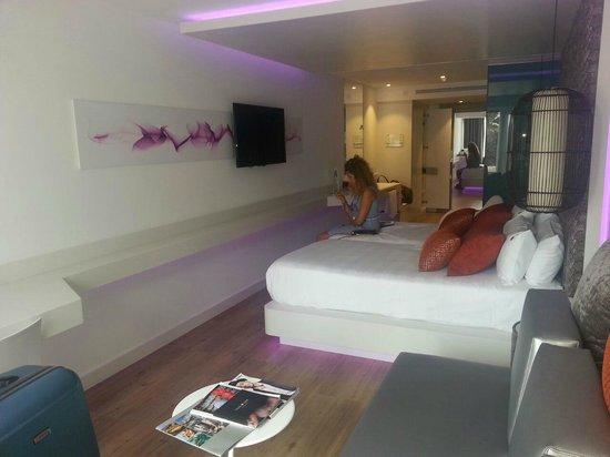 Hard Rock Hotel Ibiza: camera