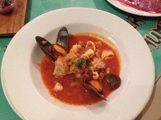 Miller's Thumb: Fischsuppe
