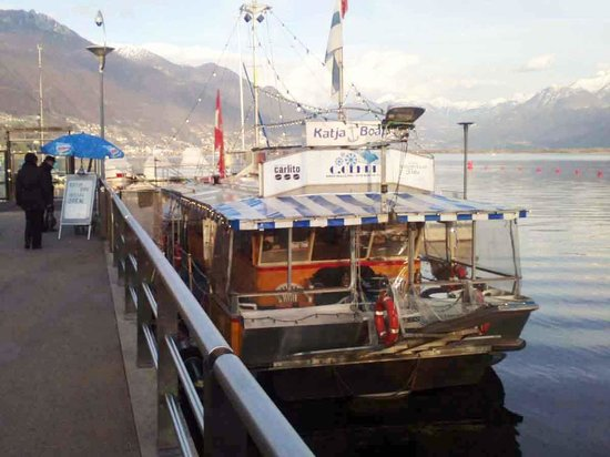Katjaboat da Roby & Aila