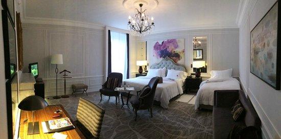 Hotel Maria Cristina, a Luxury Collection Hotel, San Sebastian: Habitación