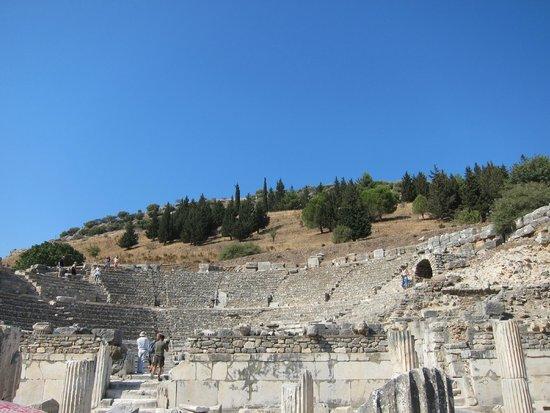 Ancient City of Ephesus: Theater