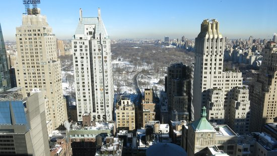 Le Parker Meridien New York : central park view