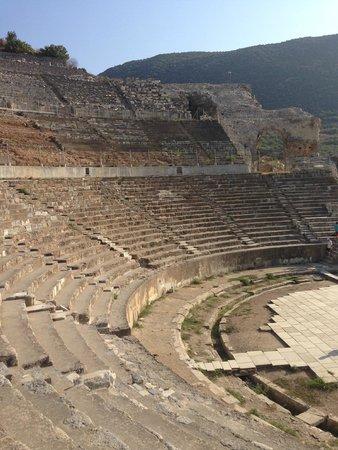 Antigua ciudad de Efeso: Theater