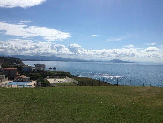 Residence Mer & Golf Eugenie: Vue de la résidence