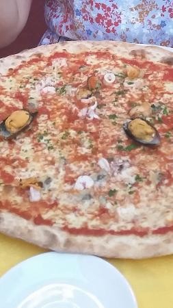 Photo of pizzeria trattoria all'anfora taken with TripAdvisor City Guides