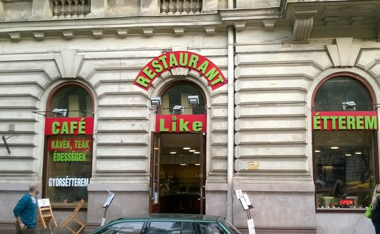Like Restaurant and Cafe