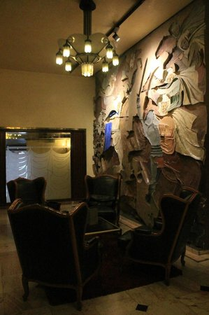 Royal Mansour Casablanca : Sitting Area in Lobby