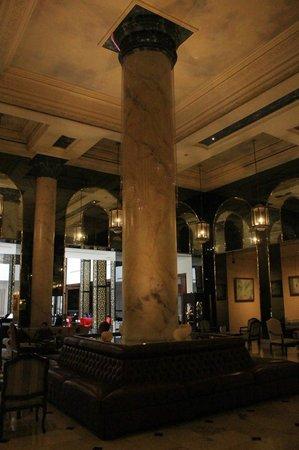 Royal Mansour Casablanca : Lobby
