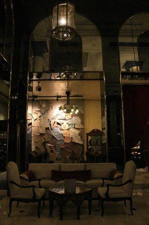 Royal Mansour Casablanca : Lobby View