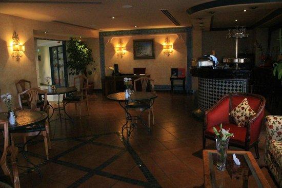 Royal Mansour Casablanca : Le Meridien Club Lounge