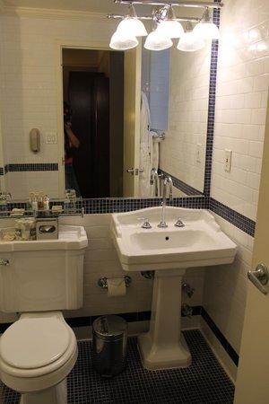Hotel Chandler: Bagno