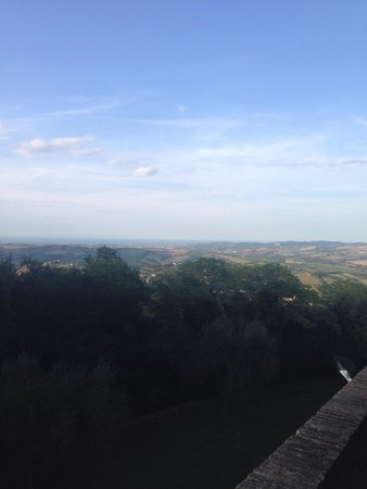 Relais Palazzo Viviani : Panorama