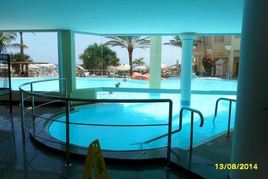 Hotel Riu Palace Jandia: Pool