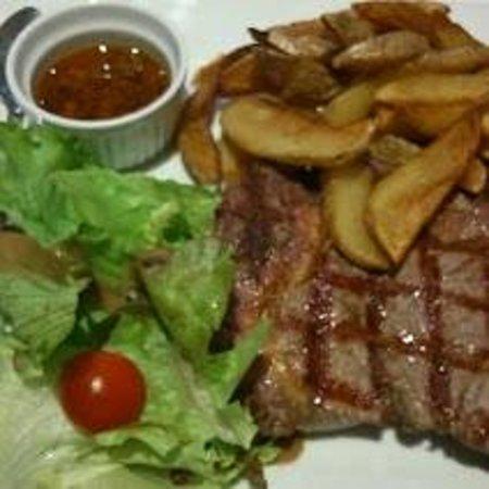 Bohemiam Restaurant: Viande Argentine
