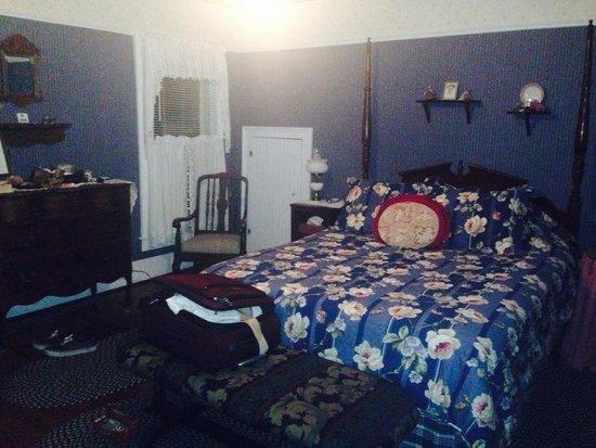 Newnham Suncatcher Inn: Victoria Secret room