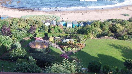 Dunlaverock Guesthouse: Garden