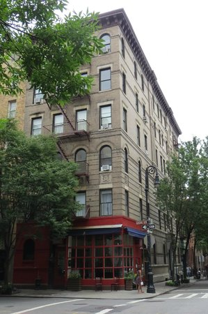 Manhattan Walking Tour : Greenwich Village