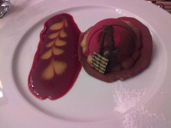 Casa Lobato : un gentile omaggio dello chef!