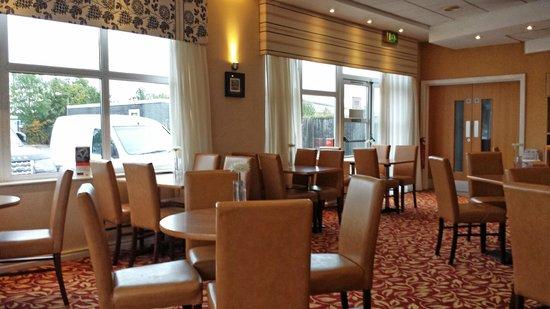 Holiday Inn Express Burton-upon-Trent: HIX Burton-upon-Trent - Restaurant