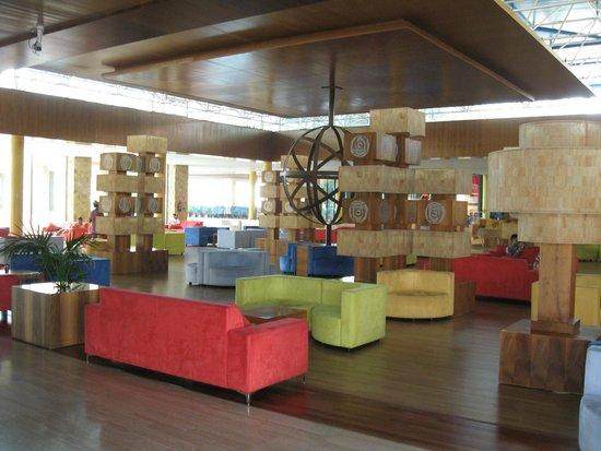 Barcelo Fuerteventura Thalasso Spa: hall