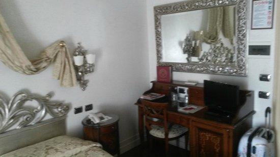 Hotel Aventino: Camera 347