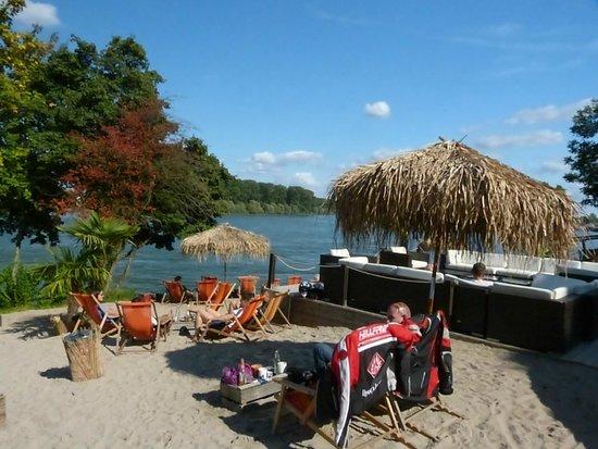 Wie Im S 252 Den Picture Of Rheinstrand Speyer Speyer