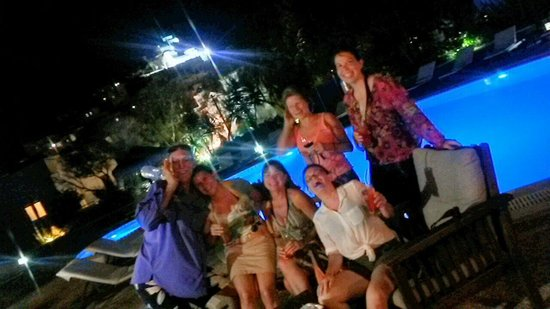 Hotel Mediterraneo: Great times