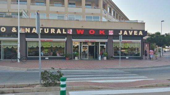 The Wok Javea