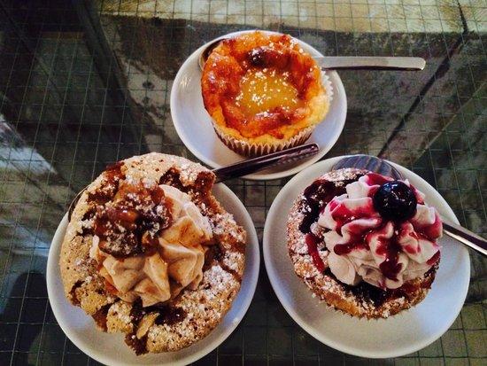 Mr. Cake Cologne: Dessert art!