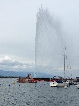 Hotel Kipling - Manotel Geneva: 2 quadras do lago Genebra