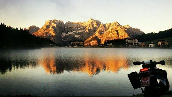 Albergo Dolomiti Des Alpes: Misurina
