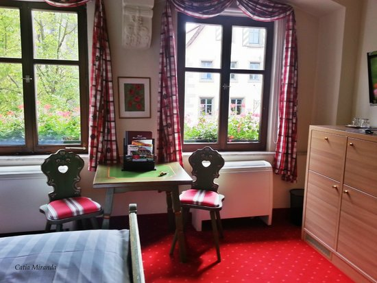 Hotel BurgGartenpalais: Suíte 1