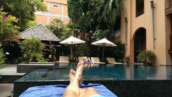 Mercure Samui Chaweng Tana Hotel : Pool
