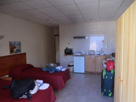 Alborada Apart Hotel: camera