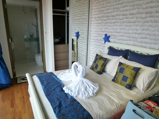 Canaan Suite: Master Bed Room