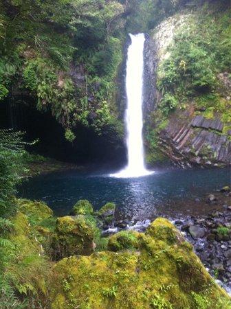 Joren Waterfall: Cachoeira magnífica! Vale a pena ver sim!!!