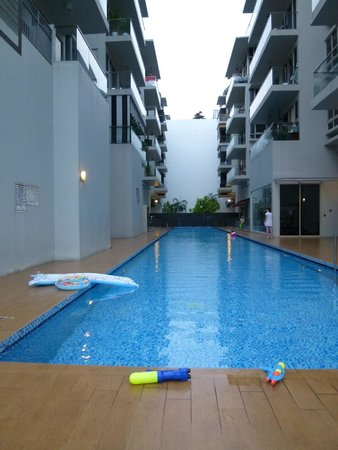 Canaan Suite: Swimming Pool