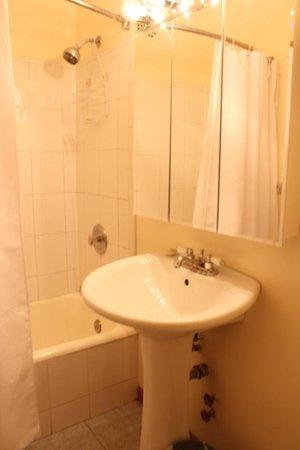 Dewitt Hotel & Suites: Bagno