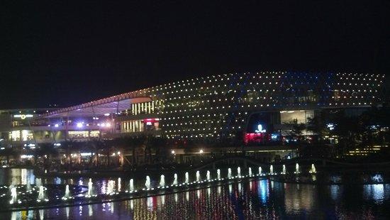 Hilton Shenzhen Shekou Nanhai: Seaworld