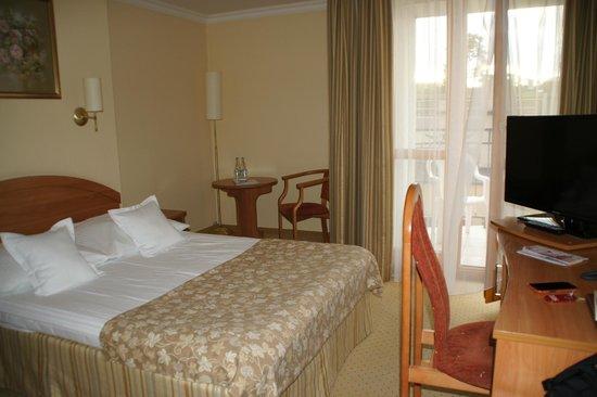 Hotel Bartan Gdansk Seaside: bett